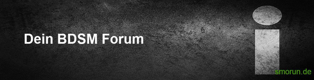 BDSM Forum - Community